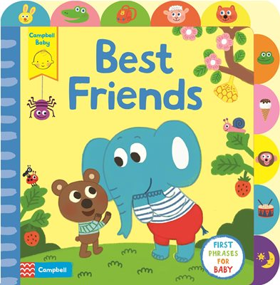 Book cover for Best Friends